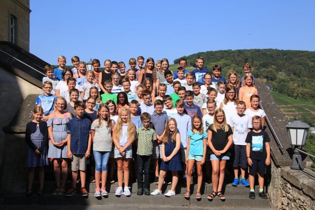 Realschüler 5. Klassen 2018