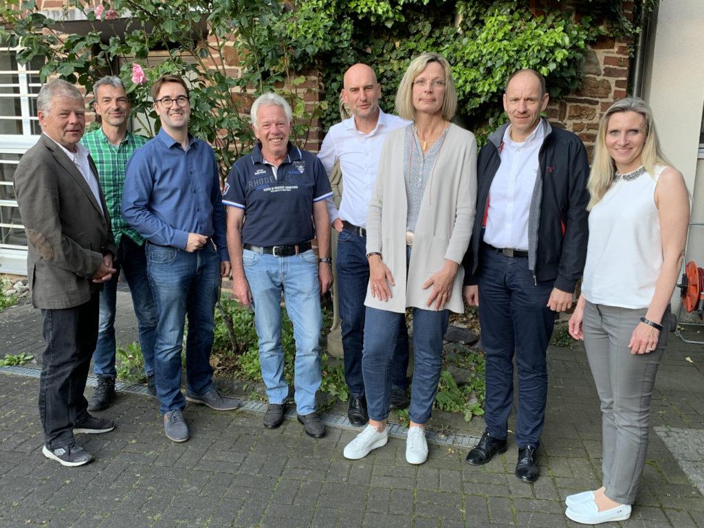 Vorstand Förderverein Calvarienberg
